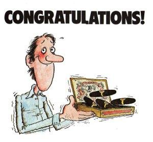 congratulationsw