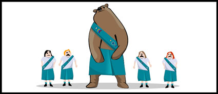 bear-girlscouts
